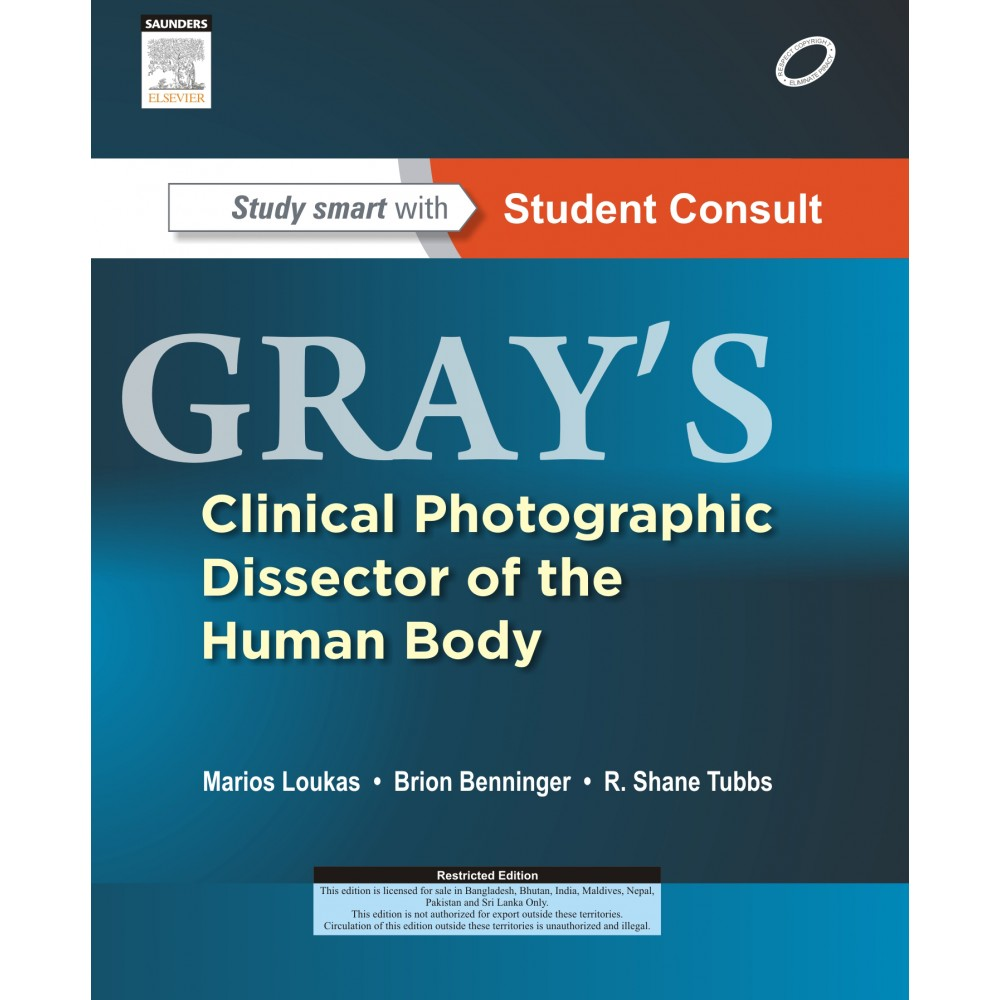 Gray\'s Clinical Photographic Dissector of the Human Body:with ...