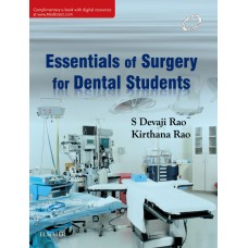 Essentials of Surgery for Dental Students, 1st Edition 2016 By Devaji Rao