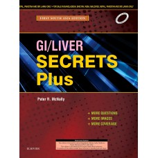 GI/Liver Secrets Plus, First South Asia Edition 2016 By Mc Nally
