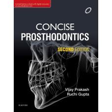 Concise Prosthodontics 2nd Edition 2017 By Vijay Prakash Ruchi Gupta