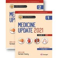 Medicine Update 2021(2 Volume Set);31st Edition 2021 BY Kamlesh Tewary
