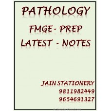 Pathology Fmge-Prep Color Printed Notes 2020-21