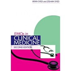 Emqs In Clinical Medicine 2nd Edition 2011 By Irfan Syed Zishan Syed