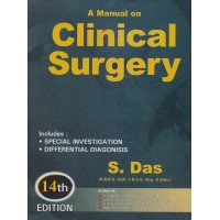 A Manual On Clinical Surgery 14th Edition 2019 By S.Das