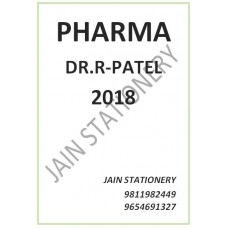 Pharmacology Pg Notes 2018 By R.Patel