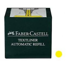 Faber-Castell Textliner Refill Ink (Pack of 5 col)- Assorted