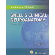 Snell's Clinical Neuroanatomy 8th Edition 2018 By Riyan Splittgerber