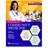 Textbook Of Community Medicine; 4th Edition 2021 By Rajvir Bhalwar