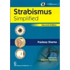 Strabismus Simplified 2nd Edition2019  By Pradeep Sharma (3rd reprint)