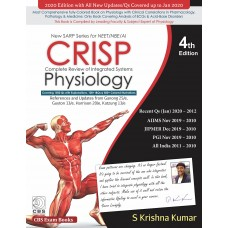 Crisp Physiology 4th Edition 2020 By S Krishna Kumar