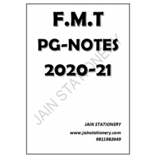 Forensic Medicine & Toxicology DAMS PG-Hand Written Notes 2020-21