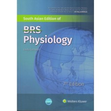 BRS Physiology South Asian Edition of 7th edition 2018 By Linda S Costanzo