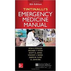 Tintinalli's Emergency Medicine Manual Handbook 8th Edition 2018 By Rita K. Cydulka