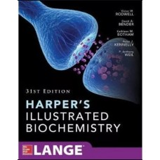 Harper's Illustrated BIOCHEMISTRY 31st Edition 2018 by Rodwell