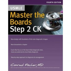 Master The Boards USMLE Step 2 CK 4th Edition 2017 Conrad Fischer MD