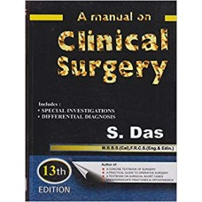 A Manual On Clinical Surgery 13ed