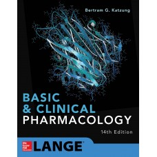Basic & Clinical Pharmacology 14th Edition 2018 By Bertram G. Katzung