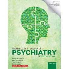 Shorter Oxford Textbook of Psychiatry 7th Edition 2019 By Paul Harrison, Philip Cowen
