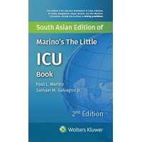 Marino's the Little ICU Book 2nd Edition 2018 By Paul L Marino