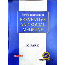Parks Text Book Of Preventive & Social Medicine 25th edition