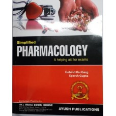 Simplified Pharmacology A Helping Aid For Exams