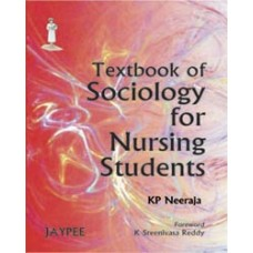Textbook of Sociology for Nursing Student